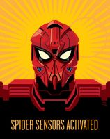 Spider Sensors Activated by Tloessy