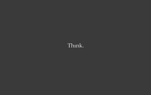 Think. by djdjukic