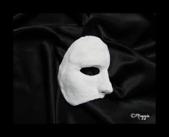 Phantom of the Opera Mask by ThreeRingCinema