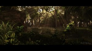 Deep Swamp by KnowYouAre