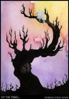 In trees.watercolors.2009 by BonePileStudio
