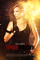Tomb Raider - Fire by KaylaDavion