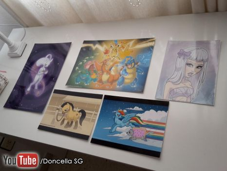 Newest Prints for Sale [+VIDEO!!] by DoncellaSuicide