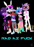 80s are rad by RickyAlexander