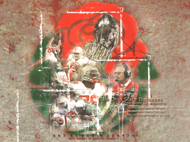 2010 Rose Bowl Champions by KevinsGraphics