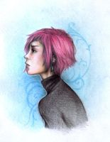 Tonks by Achen089