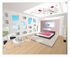 My bedroom in future by trizzie2006