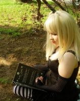 Death Note Cosplay by Misa-on-Wheels