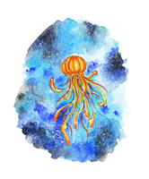 Jellyfish by Namyi
