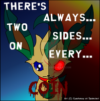 Two Sides... by cusackanne