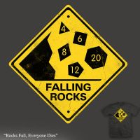 Rocks Fall, Everyone Dies by InfinityWave