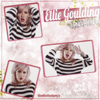 PNG Pack(32) Ellie Goulding by AlwaysSmileForMe