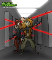- Gadget Possible - by dragol