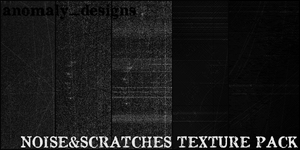 Noise-Scratches Texture Pack by britsnpieces