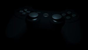 PS3 Controller Cinema 4D Rende by 360snipeProductions