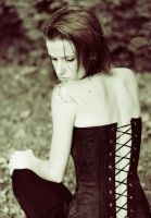 Corset by alexandre-deschaumes