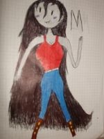 Marcy by MarcelineandBonnibel