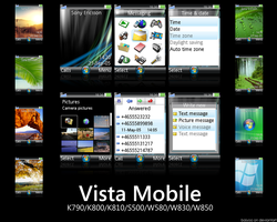 Vista Mobile Collection by baiyoo