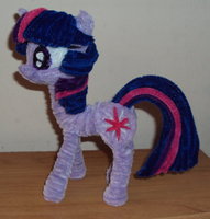 Twilight Sparkle by PonyCrafter