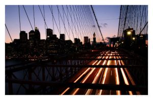 New York by Ciril