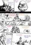 TMNT: The Rise of Abomin :PAGE 2: by MrARTism