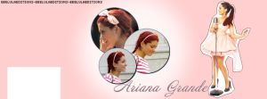 Ariana Grande-Portada by EBELULAEDITIONS