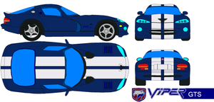viper GTS by bagera3005