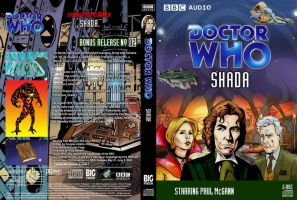 Doctor Who Shada Region 1 Audio Release by DJToad