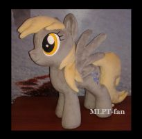 15 inches Derpy Hooves by MLPT-fan