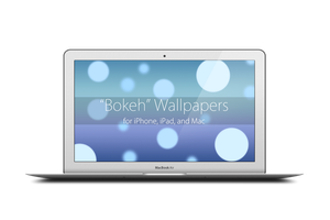 'Bokeh' Wallpapers by ccard3dev