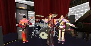 Rock Band!  by Stylistic86