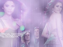 Selly twitter background by shokobom94