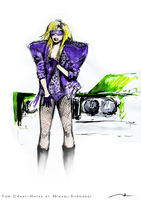 THE GAGA - Monster Ball I by MikaMaus