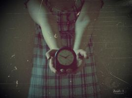 I'm the time. I'm infinity by MathildeHPhotography