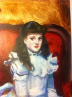 John Singer Sargent Master study 5 by Jack-Kirby-Crosby