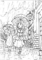 Drizzle by MeganeRid