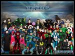 Heromachine Creators Club Groupshot Wallpaper 2015 by MadJack-S