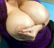 Our Miss Buxton's Breasts by plumpener