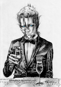GRIMMJOW -Cheers- by blackstorm