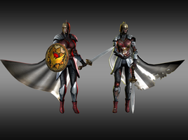 Injustice: Gods Among Us: Wonder Woman Flashpoint by iK1L73r