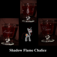 Shadow Flame Chalice by Dranlu