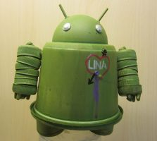 assemblage android by rupertvalero