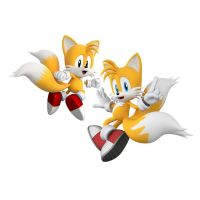 Classic and Modern TAILS by Silversonicvxd