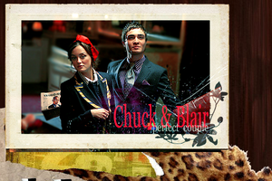 Blend with Chuck and Blair by Elis123