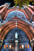 Cathedral of Saint Paul by littlerobin87