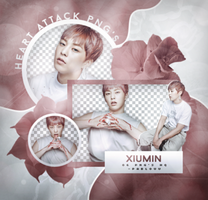 +Xiumin|Pack Png. by Heart-Attack-Png