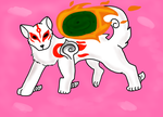 Amaterasu by Tailstheakitainu