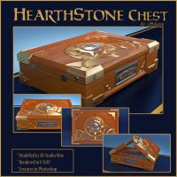 Hearthstone Chest Showcase by schaten