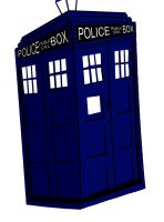 TARDIS by BellalyseWinchester