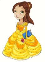 belle by ThEsIlKe